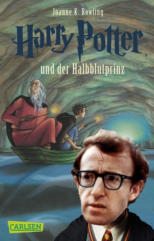 harrypottergermanParody